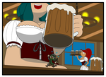 Explorer Lost - Local Pub by Sageroot