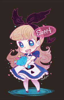 Sweet Alice by cottonwings