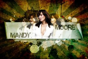 Mandy Moore by Kayeemo