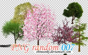 Png random 007 by shineunki