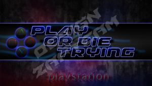 Playstation by ZapTeaM