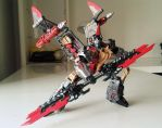 Dinobots Swoop 3 by smokescreen483