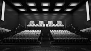 The Auditorium by dye-the-eye