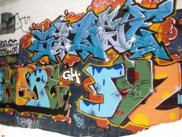 Graffiti Stock 03 by willconquers-stock