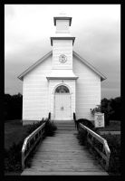 The Zion Federated Church by OrioNebula