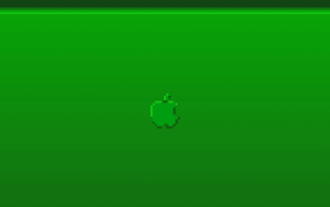 Apple pixelated by vik407