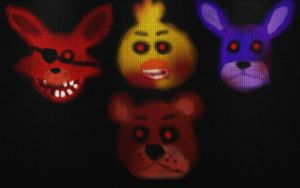 Five night at Freddy's by ElodieTheFox051400