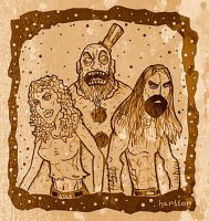 the Devil's Rejects by Hartter