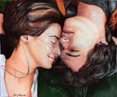 The Fault in Our Stars by jardc87