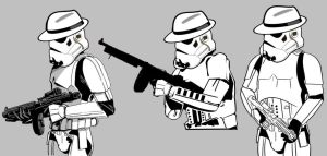 Storm Troopers from the 20s by Brandtk