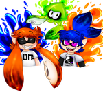 Splatoon by PlagueDogs123