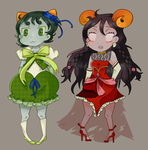 HOMESTUCK: FANART!!!!!!!!!!!!!!! by cloothie
