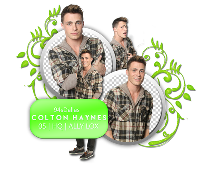 Colton Haynes Pack PNG #1 by 94sDallas