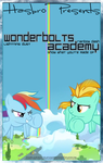 MLP : Wonderbolts Academy - Movie Poster by pims1978