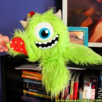 Mike Wazowski Monstroctopus by loveandasandwich