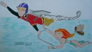Kim Possible... The Rescue by stavros1972
