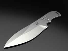 United Cutlery GH-2002 knife by EmpErrorPenguin