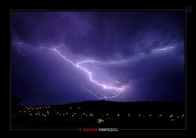 Thunder... by razvanx