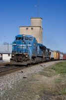 Trains and Grain by Trainman51