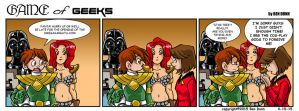 Game of Geeks 4-10-15 by Dogsupreme