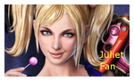 Juliet Starling stamp by White---Devil