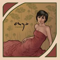 Enya CD cover by JuneJenssen