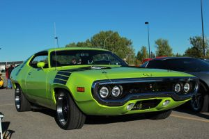 Roadrunner's Turned Green by KyleAndTheClassics
