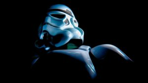 Stormtrooper on Velvet by theCrow65