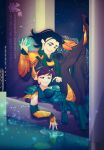 With you / Loki x Sigyn by conejogalactiko