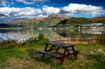 Lingering by the Loch by LordLJCornellPhotos