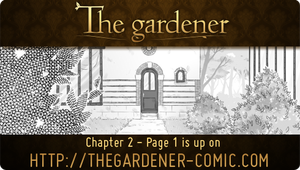 The gardener - Chapter 2 page 1 by Marc-G