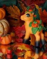 """Patch"" a MLP Pumpkin Custom by wylf"