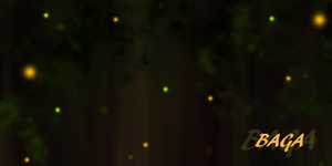 BAGA Draft: Ch 1: The Forest of Fireflies by ImagenAshyun