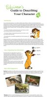 Guide to Describing Your Character by Silvixen