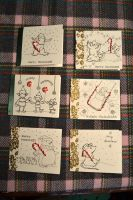Candy-Cane Holiday Card Set by Elf-chuchu