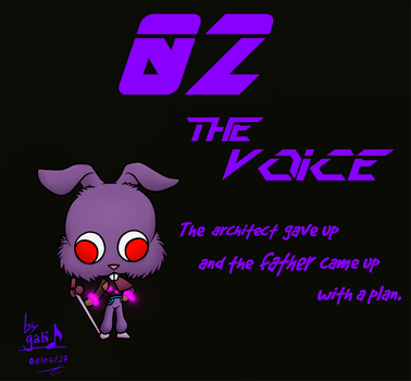 02 - The Voice by Waffle-the-kitten