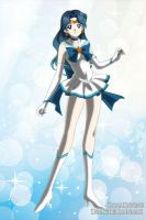 Sailor Psychic Mercury by klassickasey