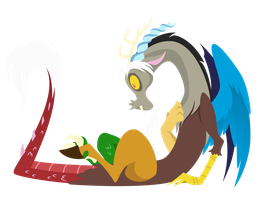 Stunned Discord (Graphic Only) by Hexfloog