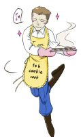 FMA - Teh Cookie Cook by Nereix