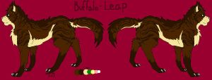 Contest Buffalo-Leap by hakura-lives