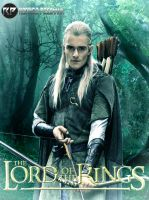 Legolas - Lord of the rings by rodrigopessanha