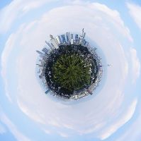 Planet Frankfurt Am Main by blindguard