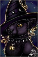 Black Witch by Schneeauge