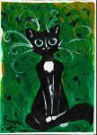 Ravenpaw by SweetCatMint