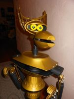 Crow - My MST3K Robot Puppet by Syna-Max