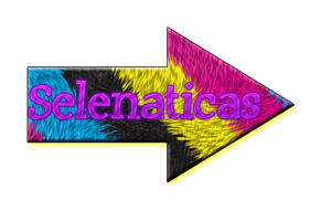 Texto png Selenaticas by LuuciEditions