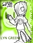 .:: LYN GREENE POSTER ::. by anime-xtreme101