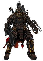 Apoc male warrior by witchking08
