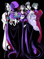 Dark Disney Evil by Akuo-P