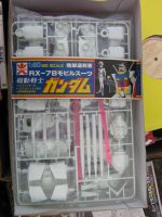 gundam mobile suit model kit 7 by whovianart